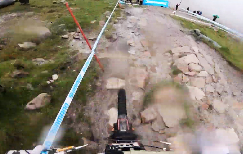Video: Course Preview with Gee Atherton – Fort William DH World Cup 2019