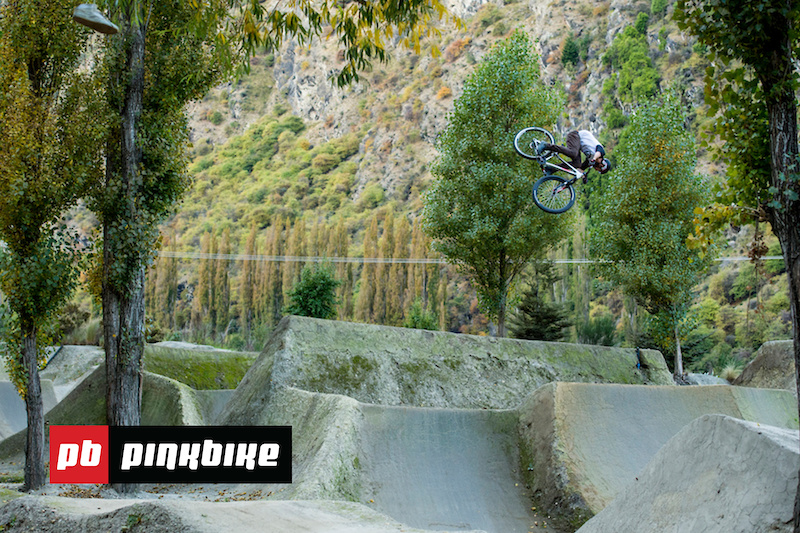 Video R Dog Gives Us A Tour Of The Gorge Road Dirt Jumps