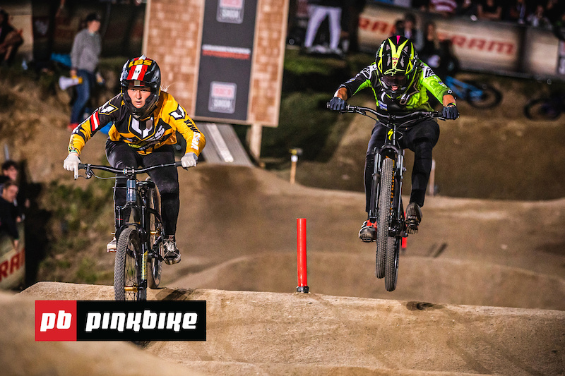 Video: 24 Hours of Racing with Anneke Beerten – Crankworx Innsbruck 2019