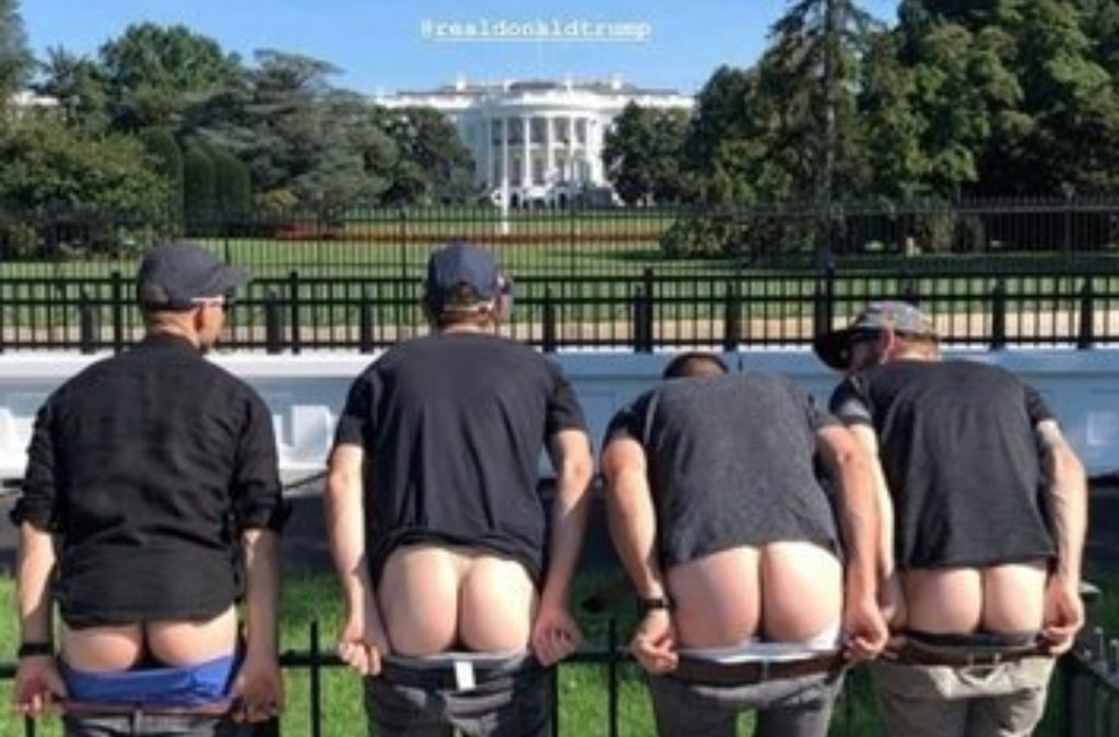 Nino Schurter Reprimanded by Swiss Army After Mooning at the White House