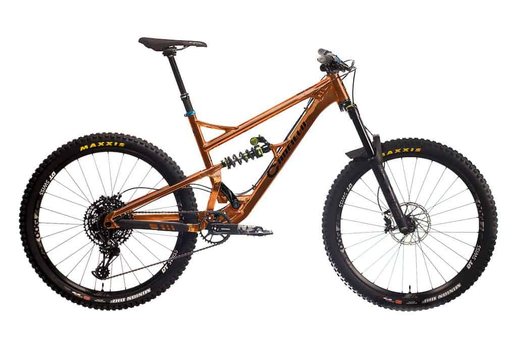 Canfield Bikes Introduces 2020 Balance With Limited Edition Raw Alloy Version