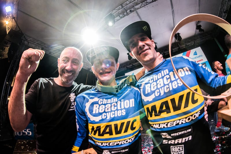 Video: Wyn Masters Talks to Nigel Page About How He Managed to Sign Sam Hill
