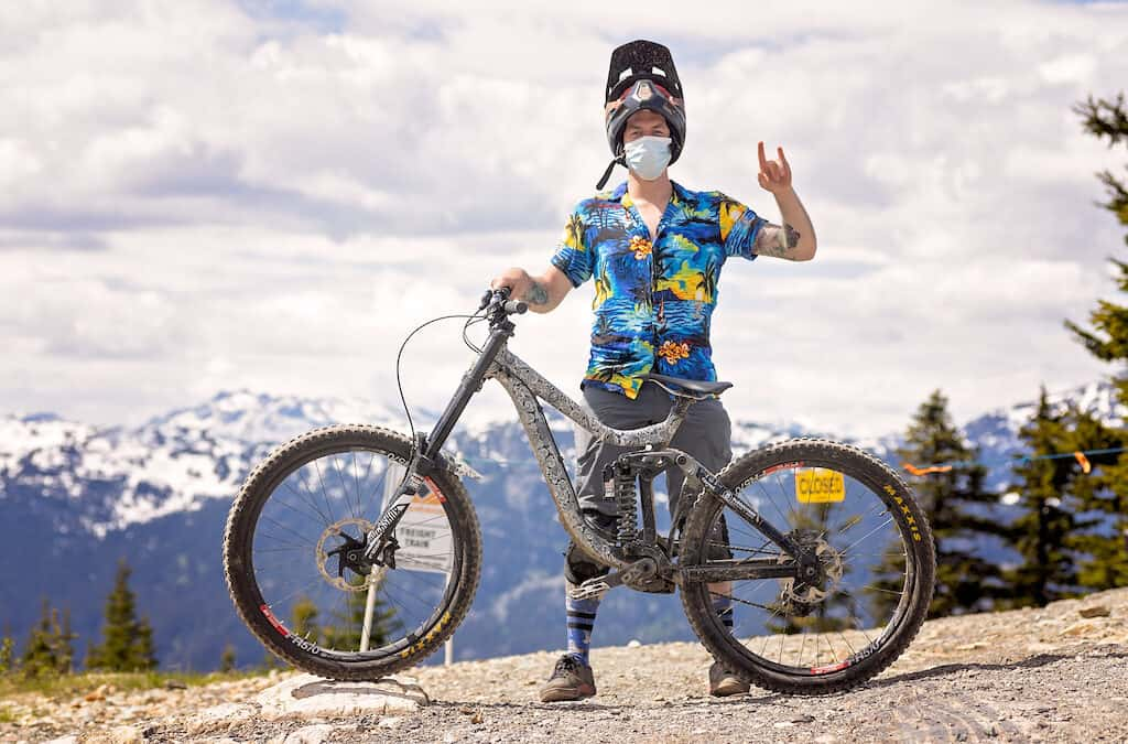 49 Bikes of Whistler Bike Park Opening Day 2020