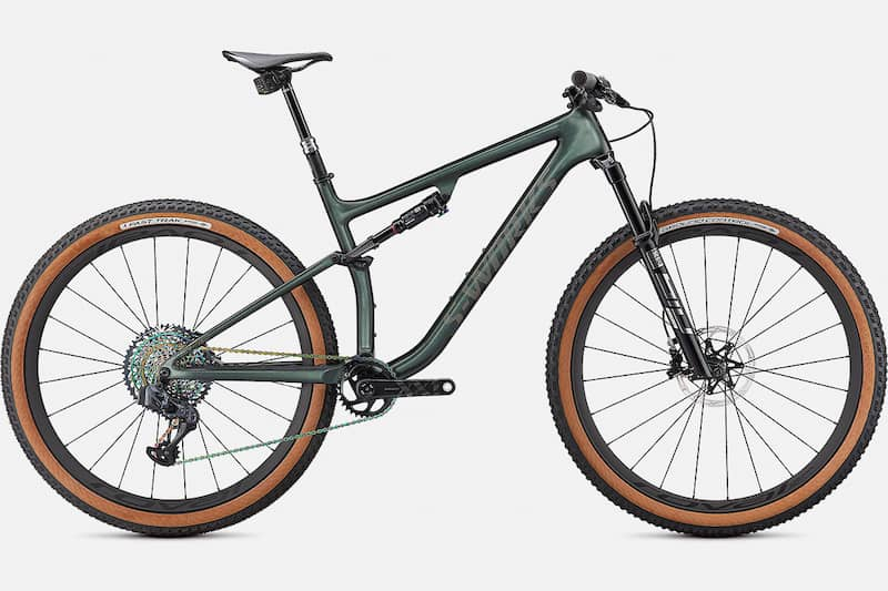First Look: 2021 Specialized Epic & Epic Evo