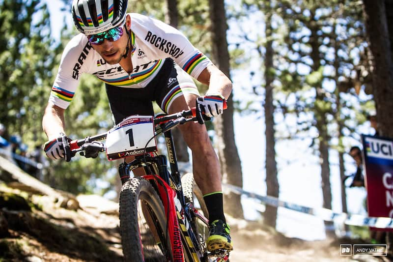 Photo Epic: Moments in Thinner Air – Andorra XC World Cup Great Moments