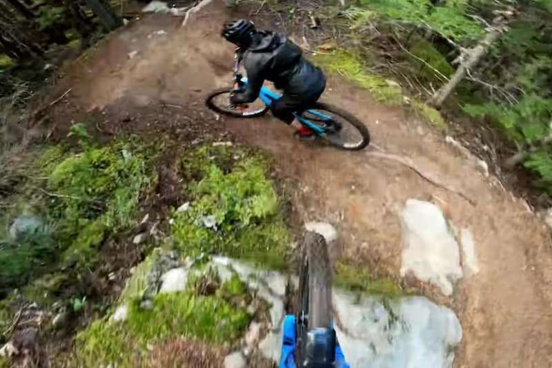 Video: Remy Metailler Follows the Godfather of Freeskiing on a Classic Whistler Trail