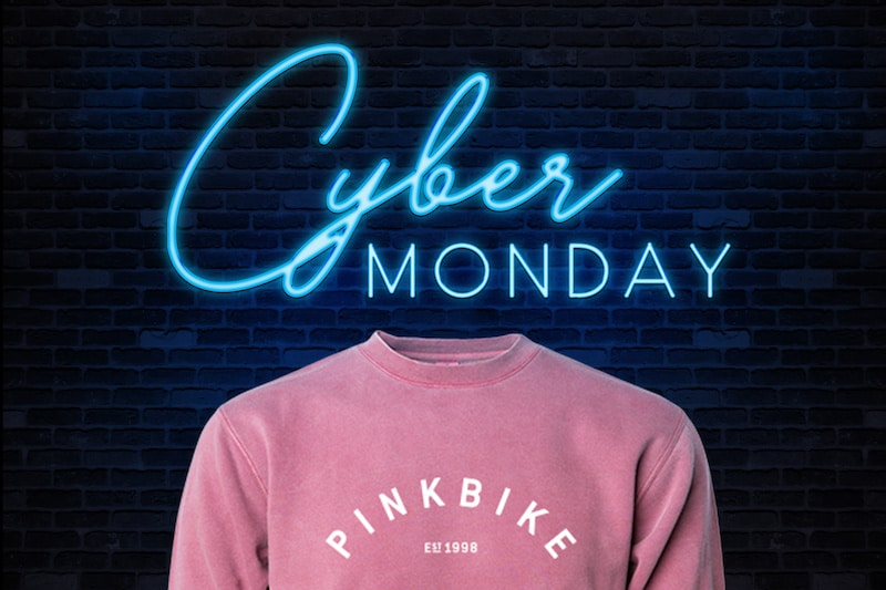 Pinkbike Shop: Cyber Monday Sale