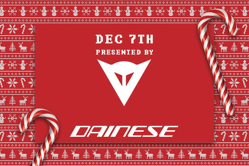 Enter to Win A Dainese Prize Pack – Pinkbike's Advent Calendar Giveaway