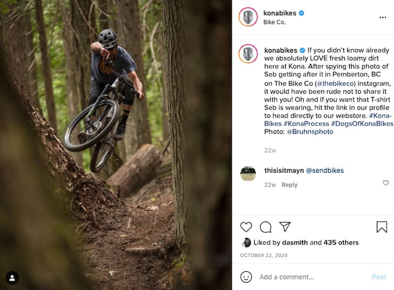 Boost Your Instagram Likes With Kona's New Instant Trail Dogs