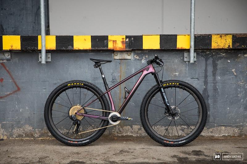 Bike Check: Kate Courtney's Scott Scale – Albstadt XC World Cup 2021