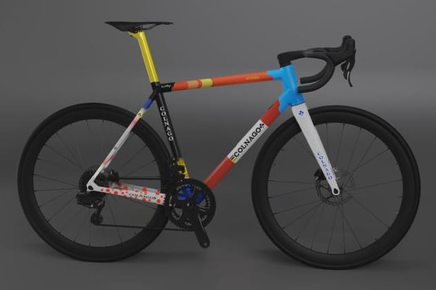 Cycling's First NFT is a Picture of a Bike That Sold for $2,000 More Than the Actual Bike