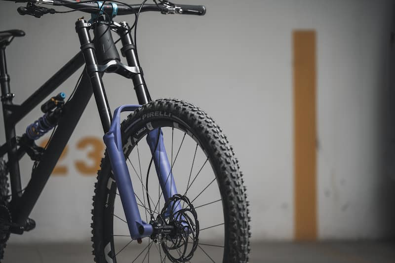 First Look: Formula's Prototype Dual Crown Enduro Fork & New Lightweight Brakes