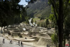 Council Weighs Decision to Destroy Iconic Queenstown Dirt Jumps