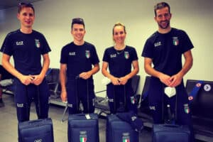 Social Round Up: XC Athletes Arrive in Tokyo for the Olympics