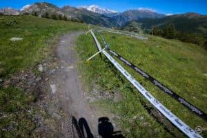 Video: POV on Jesse Melamed's Favorite Race Stage – EWS La Thuile 2021 Race 2