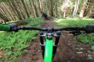 Video: Troy Brosnan Tackles Steep Loam Tracks in Morzine