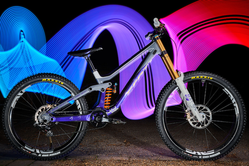 Bike Check: Brendan Fairclough's Unridden Red Bull Rampage Bike