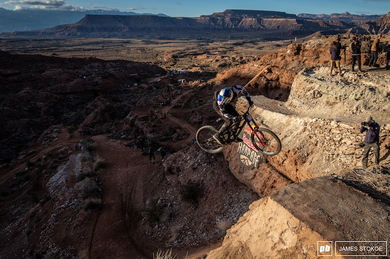 Photo Epic: Second to Last Practice Day – Red Bull Rampage 2021