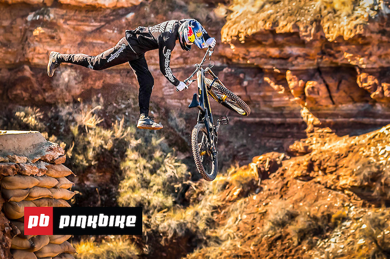 Video: Finals Highlights from Red Bull Rampage 2021